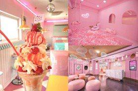 少女心噴發!3大粉紅系餐廳「夢幻球池」、「馬卡龍系貨櫃屋」秒殺記憶體