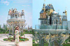 宜蘭最新景點「天空之城」成打卡夯點!空中城堡必拍 還有醫美園區免費測膚質