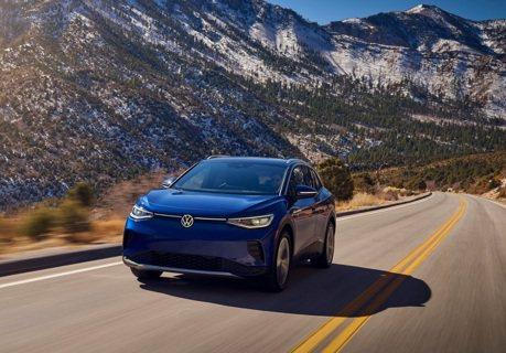電動車能行駛橫跨美國東西部?Volkswagen ID.4直接做給你看