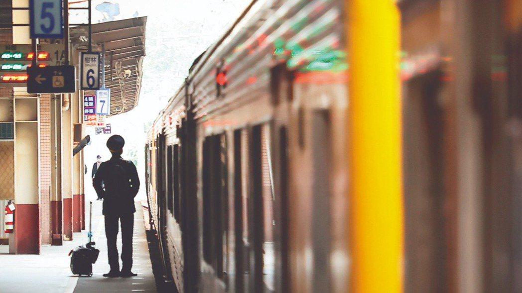 台鐵示意圖。 記者葉信菉/攝影