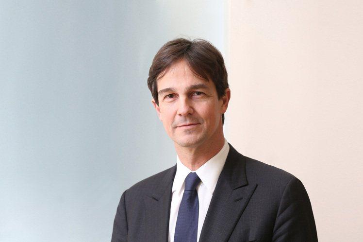 愛馬仕鐘表執行長Laurent Dordet。圖/愛馬仕提供