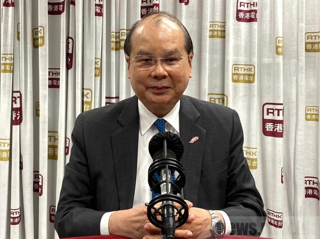香港政務司長張建宗在《給香港的信》說,如果一個選舉制度未能保障「一國兩制」及憲制...