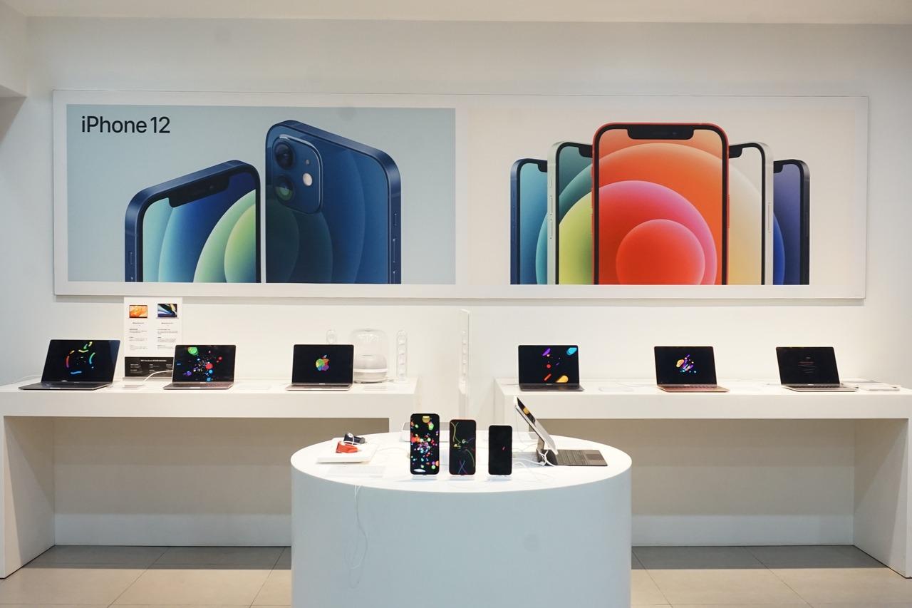 德誼數位4月暖身慶 買iPhone 12系列最高贈2,000購物金