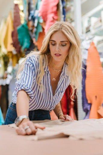 在2017年,TOD'S就曾攜手Chiara Ferragni推出#CHIARA...