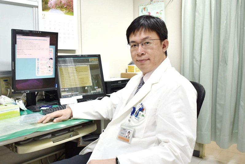 台中市澄清醫院中港院區整形外科醫師張育誠。圖/澄清醫院中港院區提供