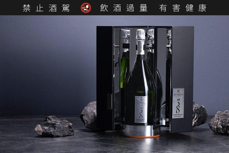 深獲歐陸皇室喜愛的法國Champagne Henriot,獨家Cuve 38香檳...