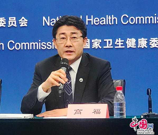 大陸中國疾控中心主任高福提議交替接種以提高疫苗保護率。(中國網)