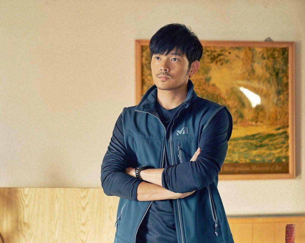 宥勝在「她們創業的那些鳥事」演出度假村的小開。圗/摘自臉書