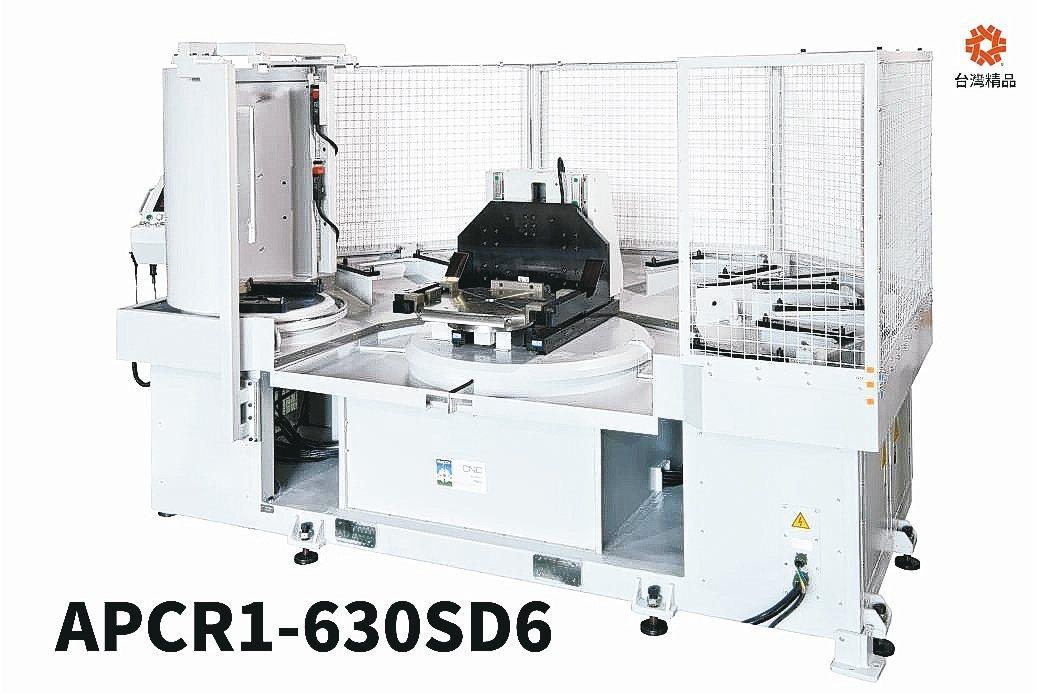 寶嘉誠PARKSON高效率彈性製造單元(FMS)APCRI-500SD6機型,獲...