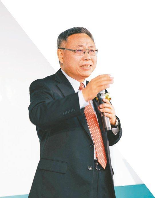 北鉅科技集團董事長李雙鈺。北鉅科技集團/提供