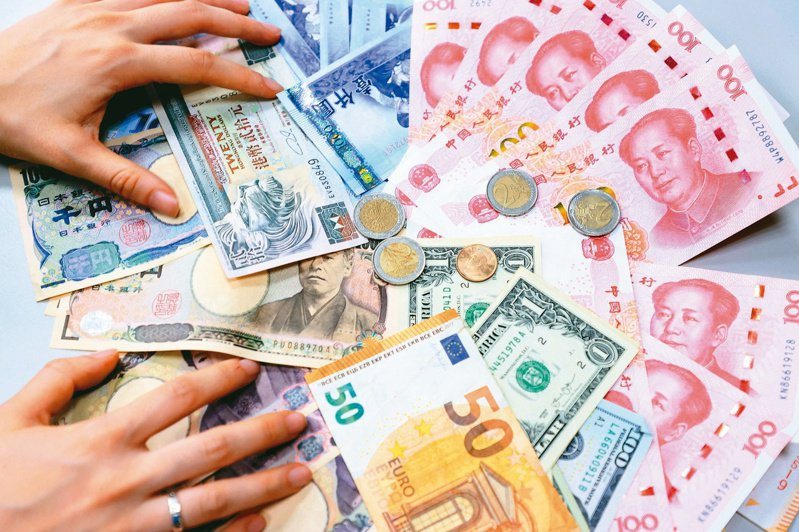 新台幣實質有效匯率指數,3月連三漲並創下2019年1月來兩年三個月新高,該指數上漲,對出口競爭力不利。(本報系資料庫)