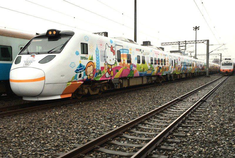 連假或周末花東火車一票難求。 圖/台鐵局提供