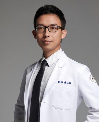 秀傳紀念醫院骨科部手外科主任陳信銓。 圖/陳信銓醫師 提供