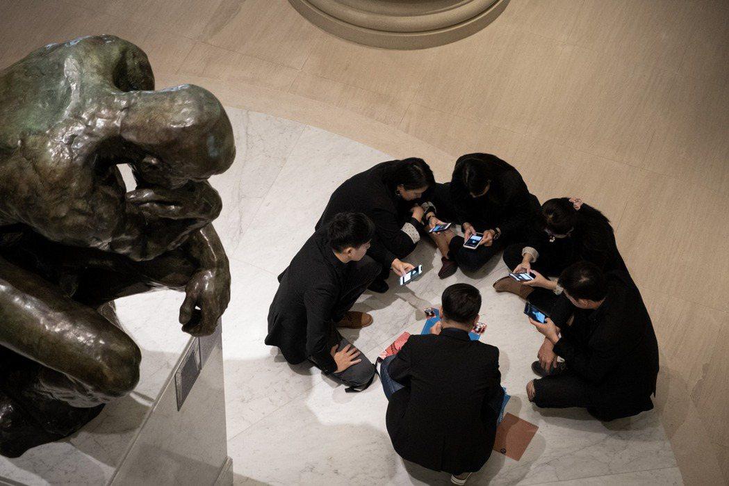 奇美博物館再推實境遊戲,把展場變成解謎空間。 圖/奇美博物館提供