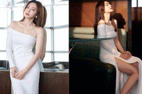 最美皇后秦嵐純白禮服再現白月光女神風範!6個日常習慣維持少女體態,搭檔小20歲鮮肉也不違和