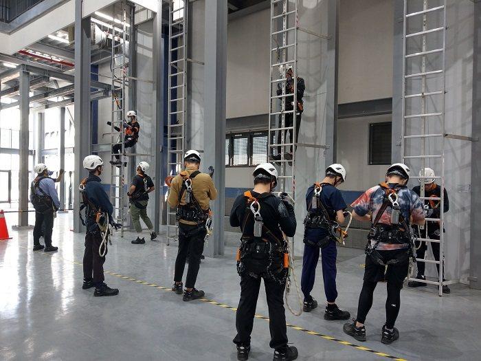 離岸風電尖兵計畫。 金屬工業研究發展中心海洋處/提供