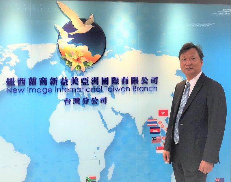 台灣新益美總經理黃村煜,18年來與所有經銷商夥伴共同成長,不僅成功造就眾多收入傑...
