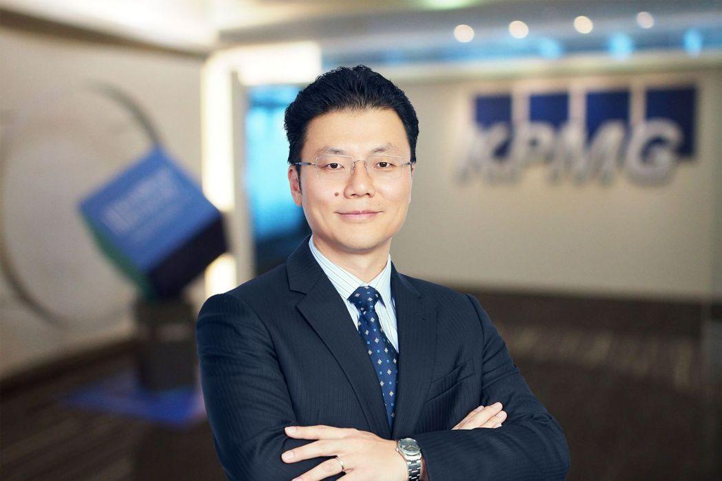 KPMG安侯建業金融服務產業銀行業主持人陳世雄。 KPMG/提供
