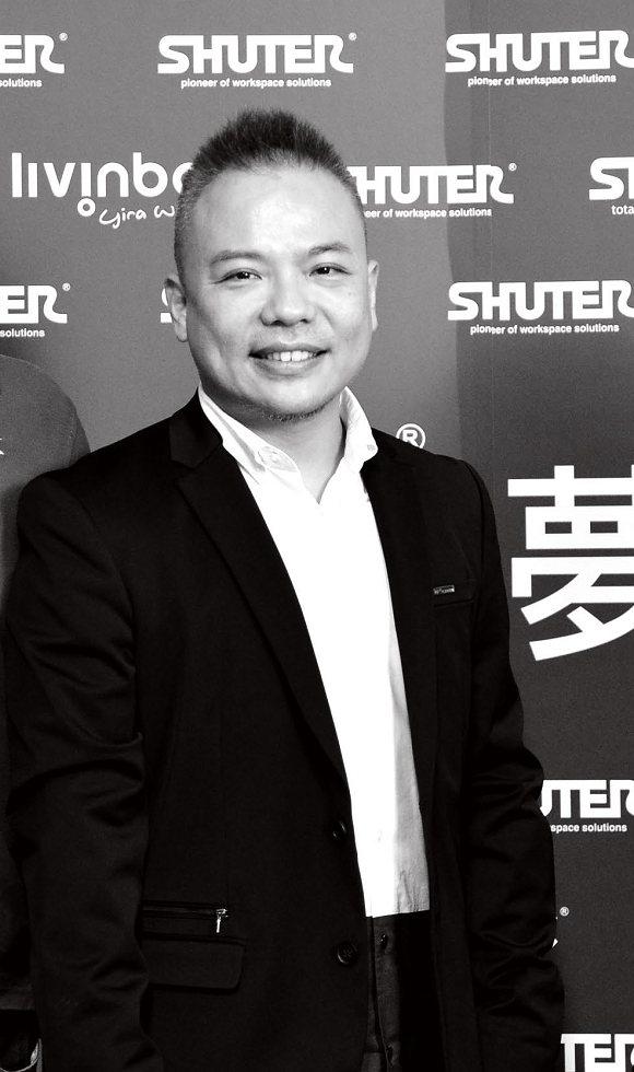 樹德企業董事長吳宜叡親自帶領研發和設計團隊屢屢在台灣及國際榮獲大獎。 樹德/提供