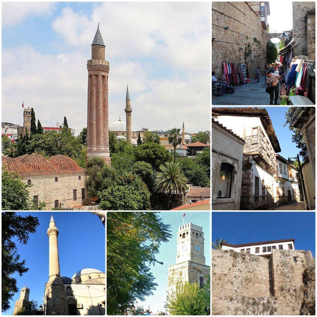 阿拉丁清真寺旁有一座歷史悠久的塔樓,過去曾屬於城牆的一部分,是80座塔樓中唯一的倖存者。19世紀時,這座塔樓被改建為一座鐘樓。