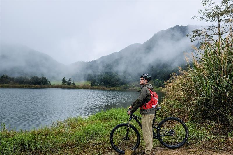 「有一種實現夢想的旅行,叫做單車旅行。」一路向上的宜蘭雙輪之旅。