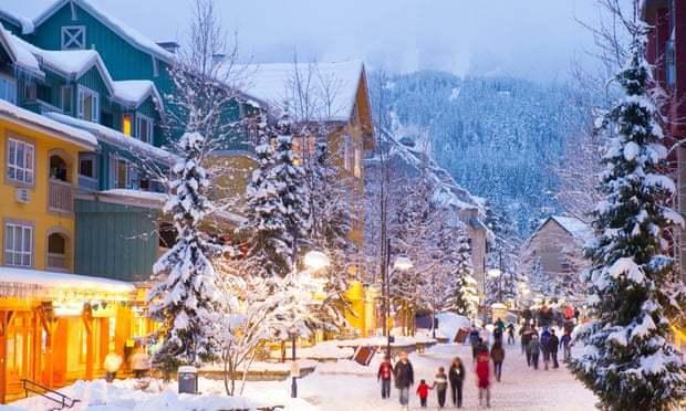 加拿大滑雪勝地惠斯勒黑梳山,於上月底緊急關閉,經檢驗確診者的病毒序列後,發現該處...