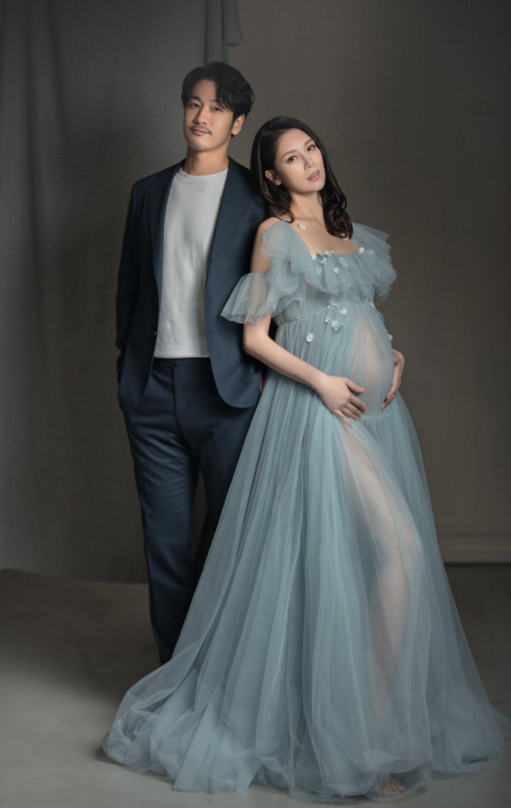 廖奕琁和老公鈴木有樹結婚3年,即將迎來家庭新生命。圗/凱渥提供