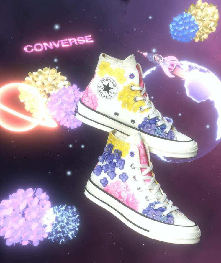不只Nike的品牌價值七度蟬聯服飾品牌冠軍,連帶旗下的Converse也首次擠身...