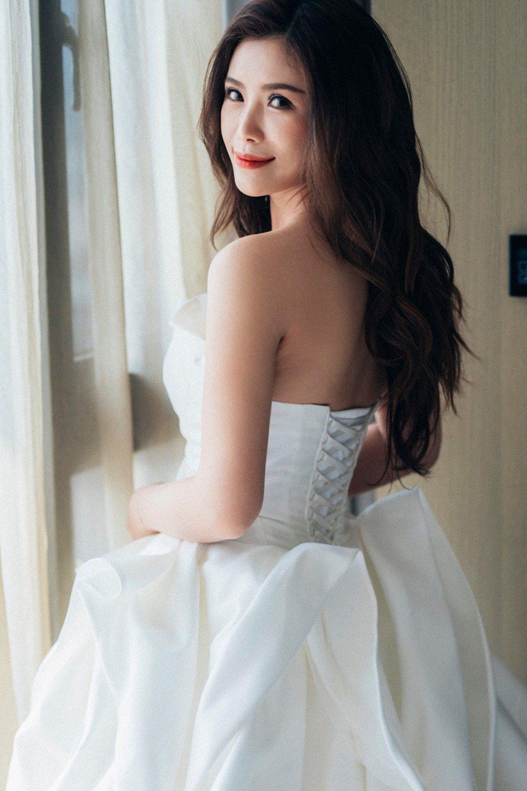 華視主播宋燕旻身材姣好,長相甜美。圖/摘自臉書