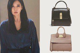 最美反派金素妍「上流戰爭」4款精品包 時髦女性必備!