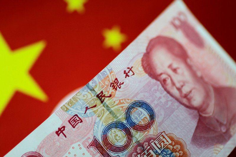 交通銀行台北分行預估,人民幣對美元近期貶勢有望隨美元走弱而減緩。(本報系資料庫)