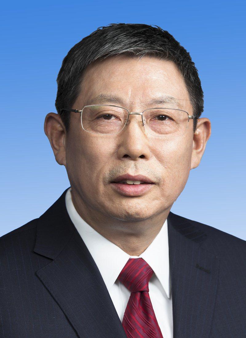上海前市長楊雄12日零時20分在辭世。(取自《上觀新聞》)