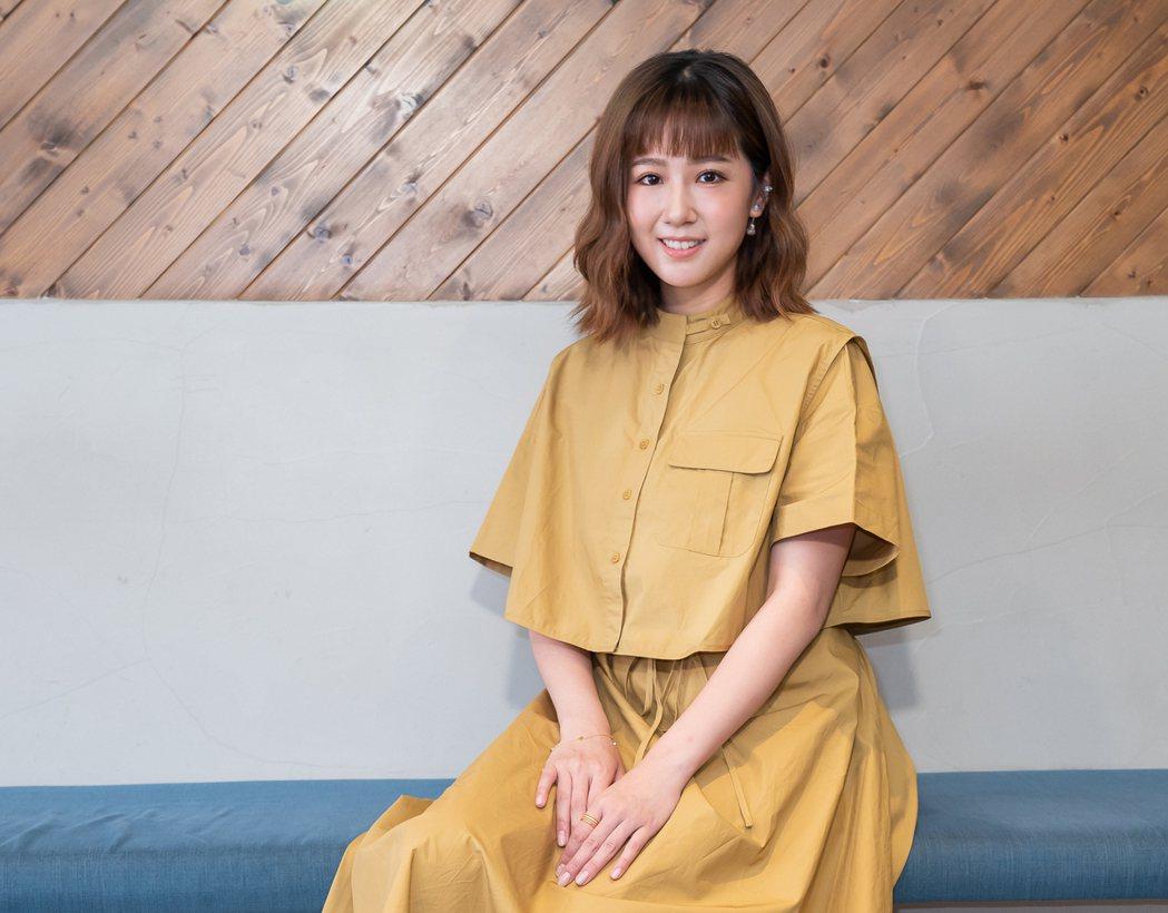 方志友加入「女力報到」劇組。圖/TVBS提供
