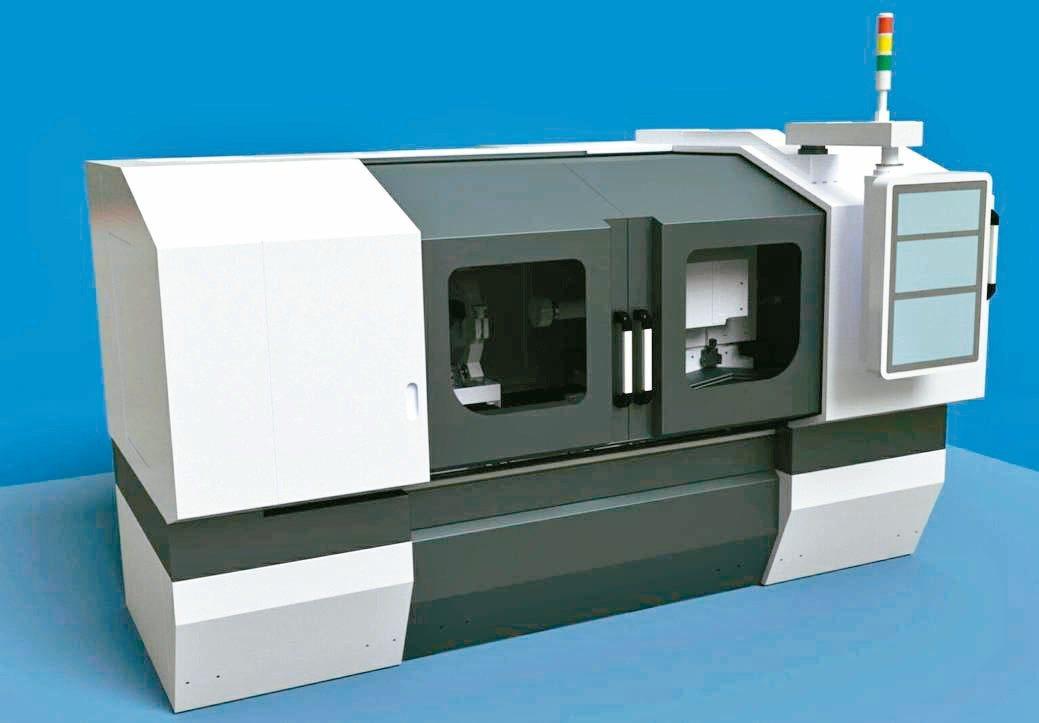 向應機械JG5-T5強力型數控內徑磨床,大幅提升研磨加工的能力與效率。向應/提...