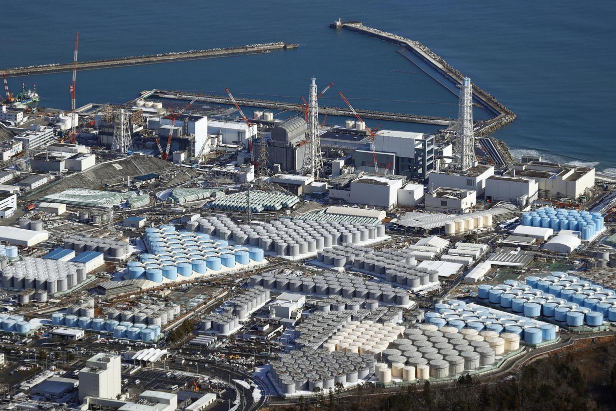 日本拍板核廢水稀釋放流大海 預定2年後開始