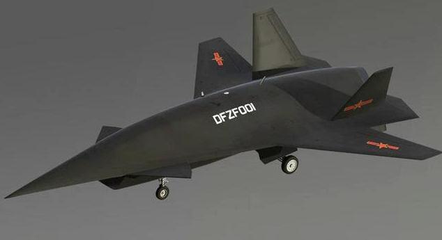 中國大陸在2014年1月9日首次測試高超音速飛行器DF-ZF。(搜狐新聞網)