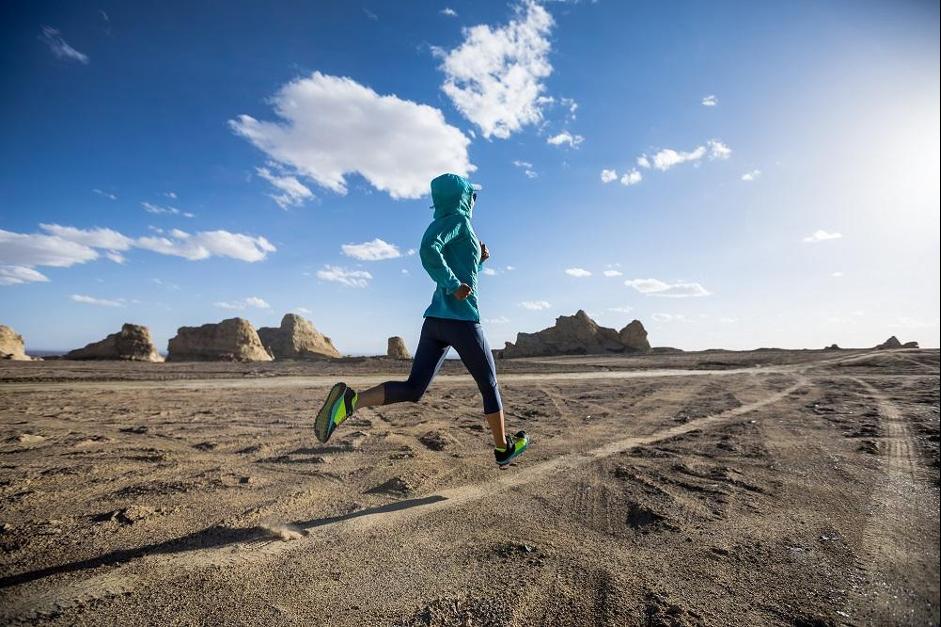 跑步也需要做好運動後防護,減少身體負擔。 圖/Movefree益節 提供