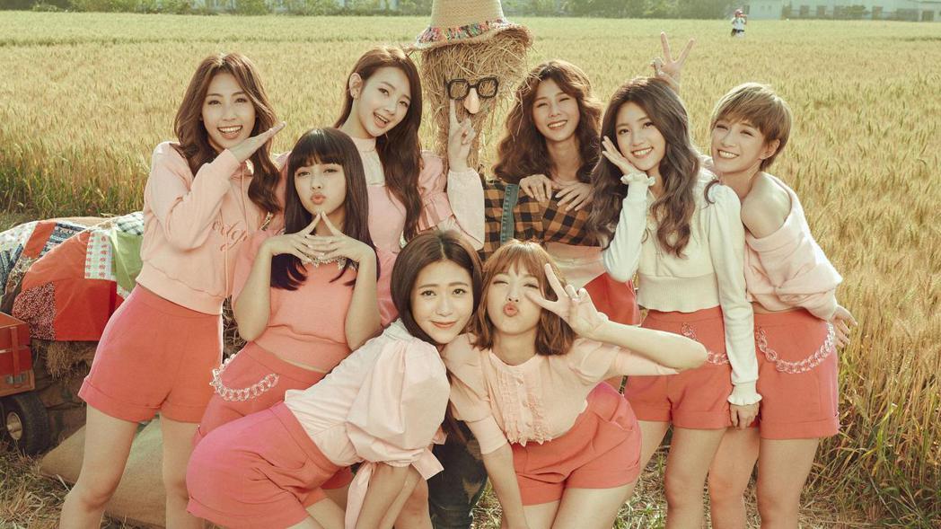女團PINK FUN竟在新歌MV中擅自「解除禁令」?圖/索尼音樂提供