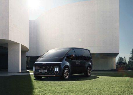 商務用、自家用、載貨用樣樣行 全新Hyundai Staria「非典型MPV」正式登場!