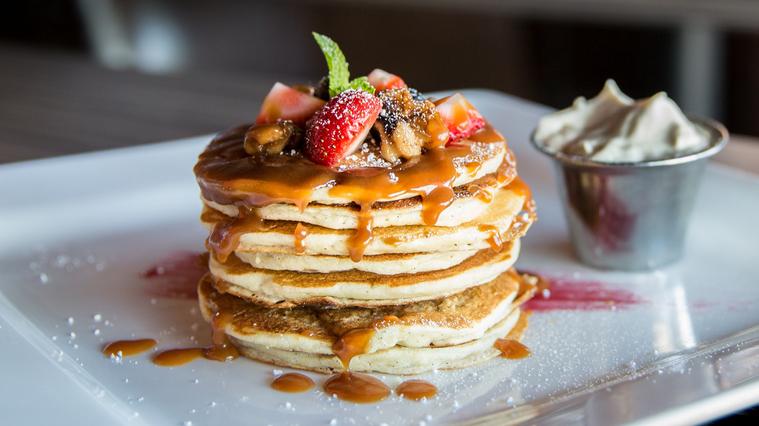 早餐要慎選,以免吃進過多熱量。圖片來源/canva