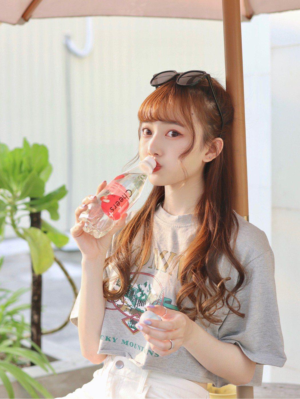 Cheers氣泡水發展全新「Cheers+」系列,拓展產品佈局。業者/提供