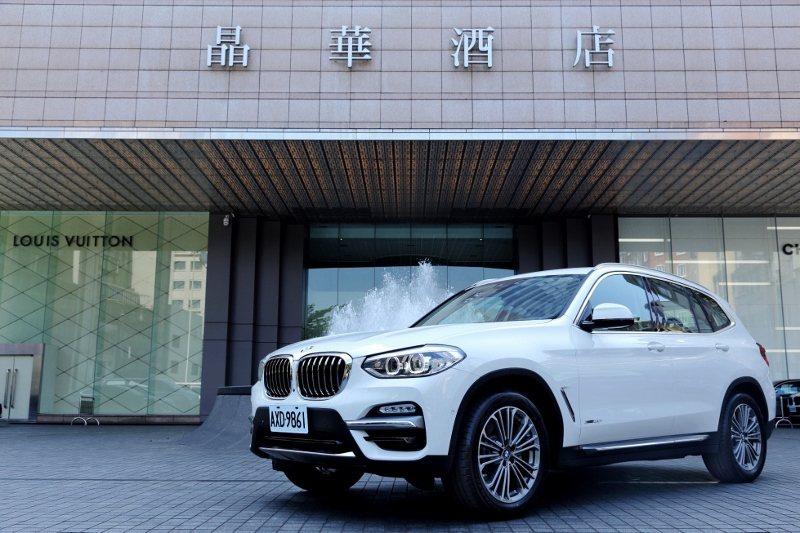 大人系的「初春·走馬看花」住房專案平日入住可享BMW試駕體驗。 業者/提供