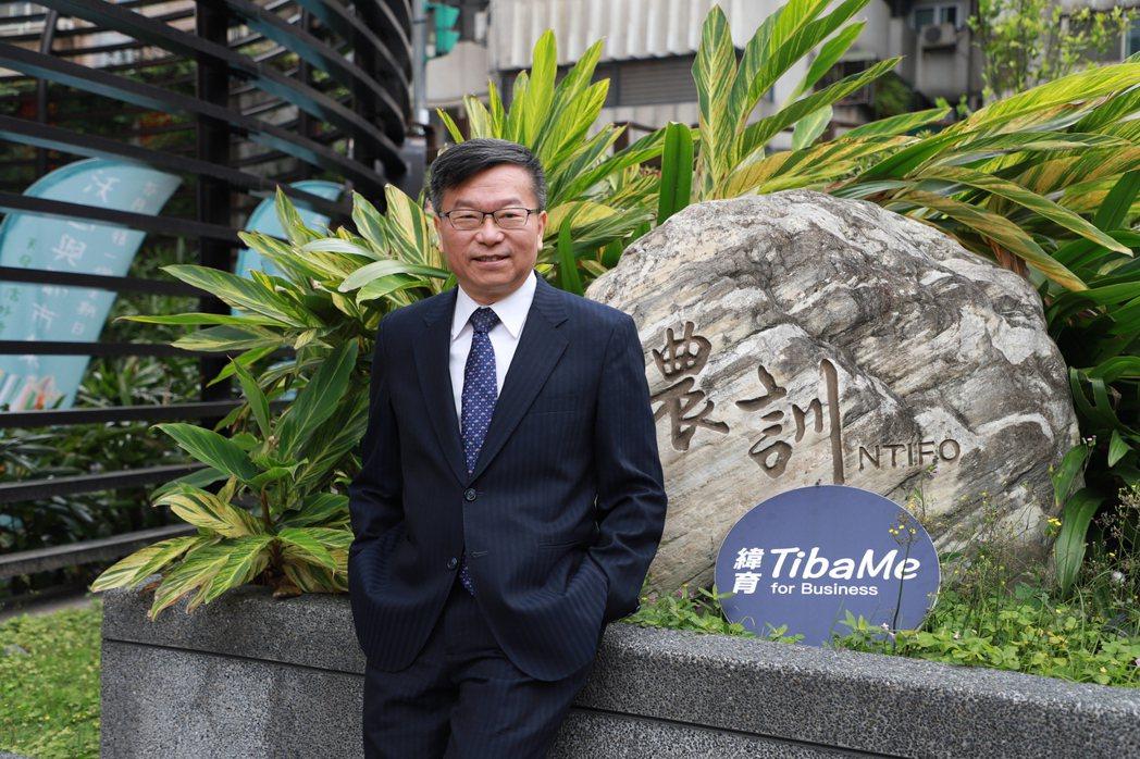 農訓協會秘書長王志文。 農訓協會/提供
