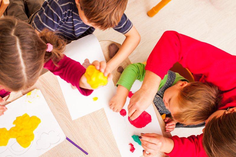 幼兒園、托嬰中心等場所去年底已預告為第三批室內空氣品質強制納管對象。示意圖/Ingimage