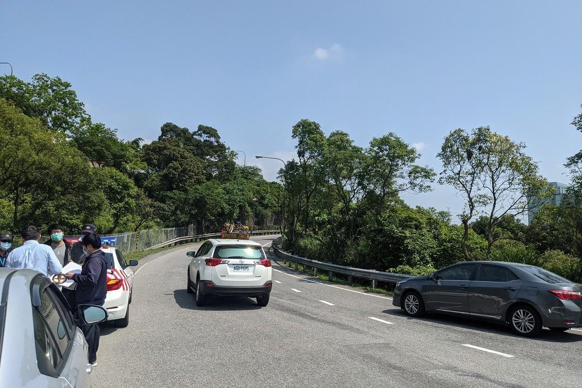 道路、匝道規畫有問題 汐止駕駛人怨被罰款