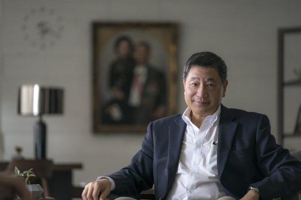 台泥企業團董事長張安平