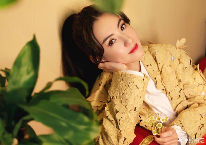 藝人張柏芝可說是瓜子臉的典型代表,不少女生拿著她的照片求助醫師希望比照辦理。圖/摘自微博