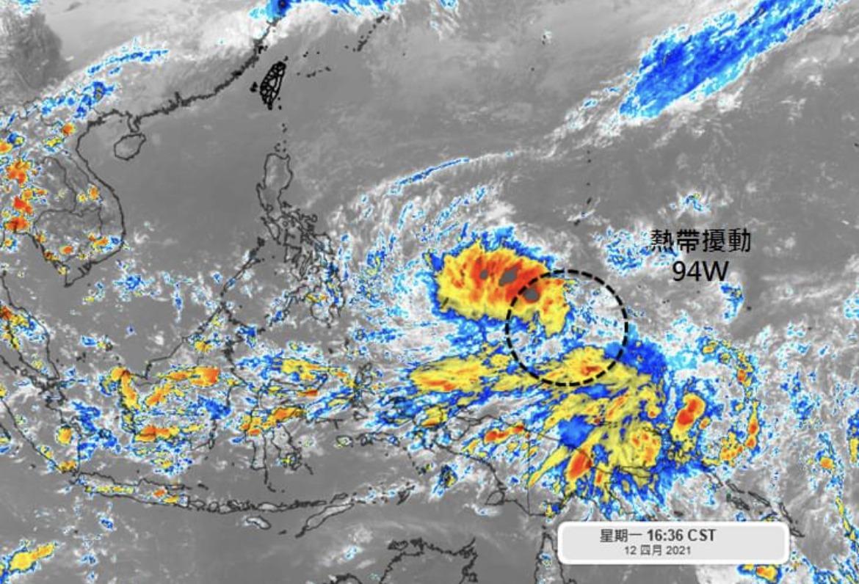 氣象專家:颱風舒力基恐明形成 發展起來「又大又強」