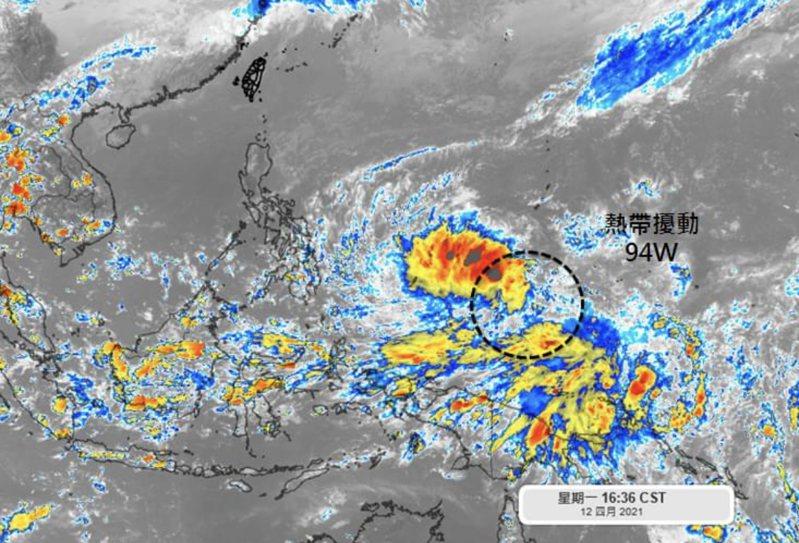 天氣風險公司分析師吳聖宇在臉書上表示,今年第2號颱風「舒立基」可能是顆又大又強的颱風。圖/取自天氣職人-吳聖宇臉書