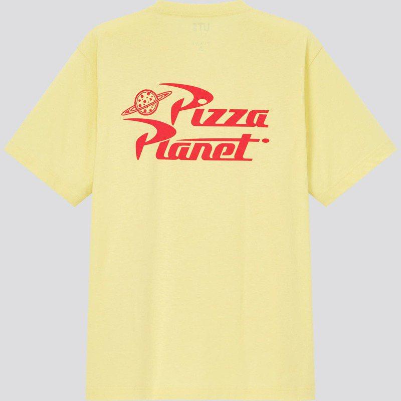 UNIQLO UT皮克斯系列T恤590元。圖/UNIQLO提供